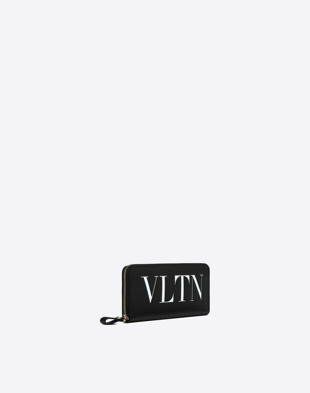 VLTN Zipped Wallet