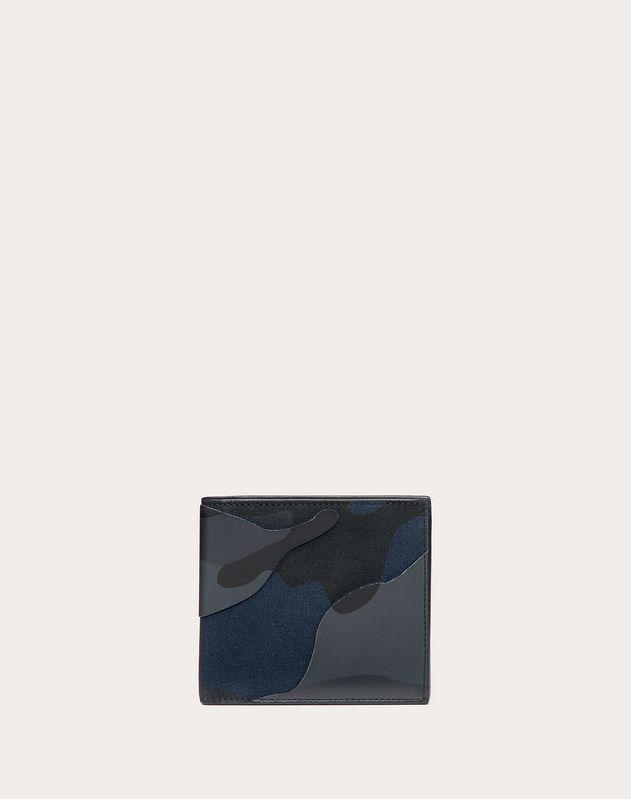 Бумажник с камуфляжным мотивом