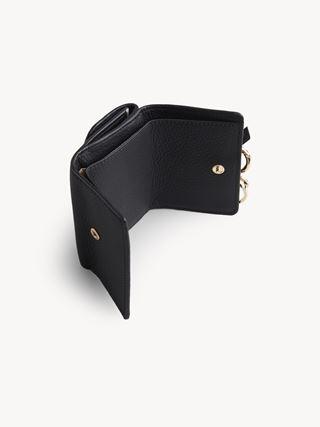 Alphabet tri-fold wallet