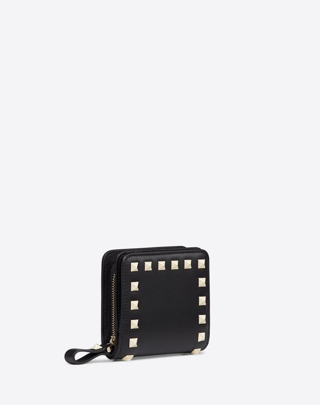 Mini Rockstud Wallet