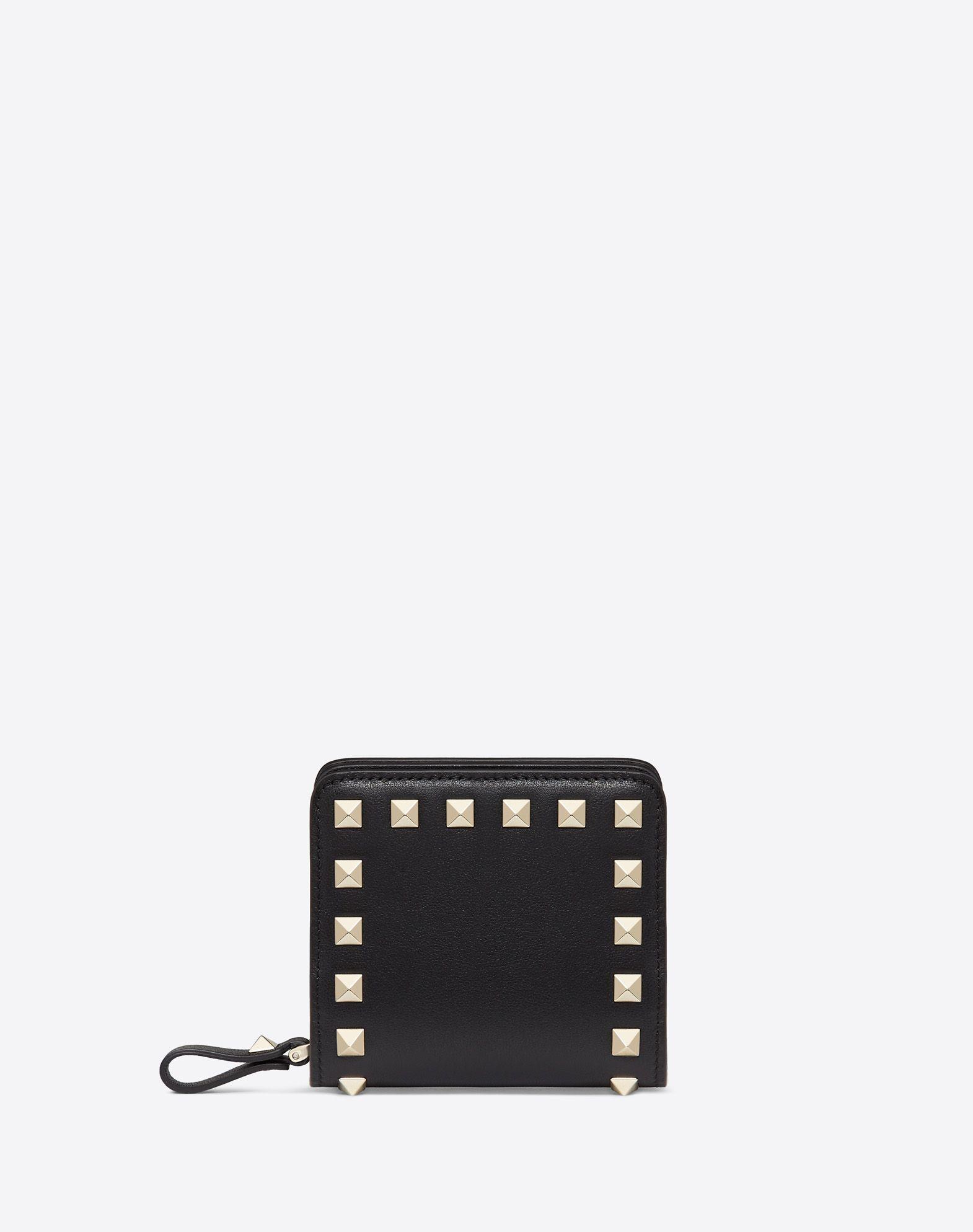 Mini Rockstud Wallet