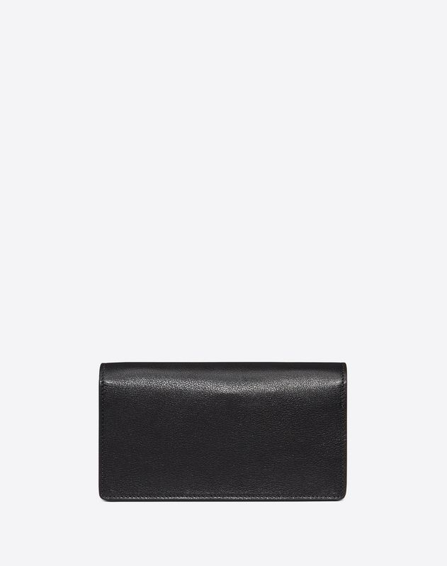 Rockstud No Limit Pouch with Chain