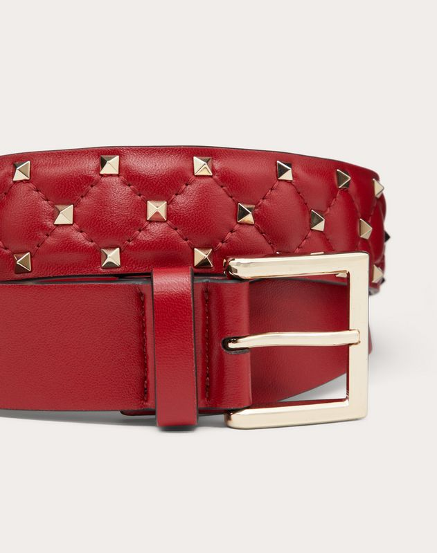 Rockstud Spike Belt
