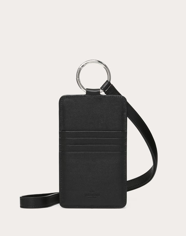 Go Logo Phone Case With Neck Strap