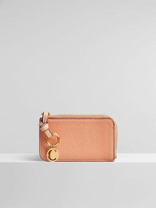 Alphabet purse