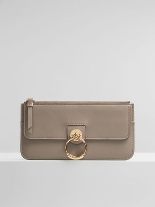 Tess zipped wallet