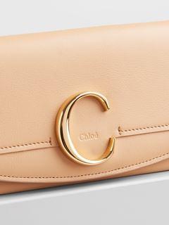 Langes Chloé Portemonnaie