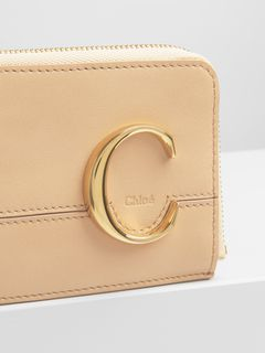 Mittelgroßes Chloé Portemonnaie