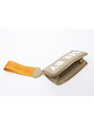 Joris long zipped wallet