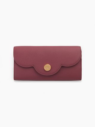 Polina long wallet with flap