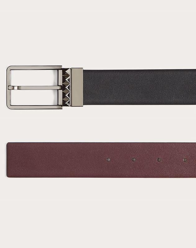 Reversible Rockstud Belt