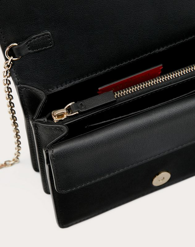 VLOGO Inlay Chain Pouch