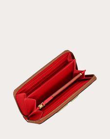 VLOGO Zippered Wallet