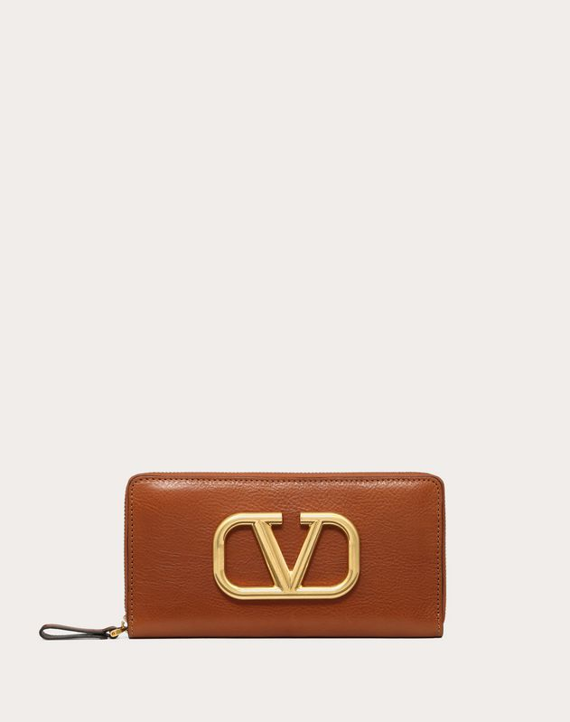VLOGO Zippered Wallet