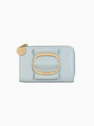 Hopper medium zipped wallet