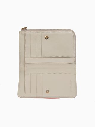 Hopper medium zipped wallet