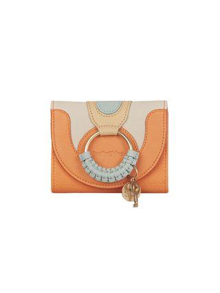 Hana trifold wallet