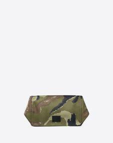 NYLON CAMOUART BELT BAG