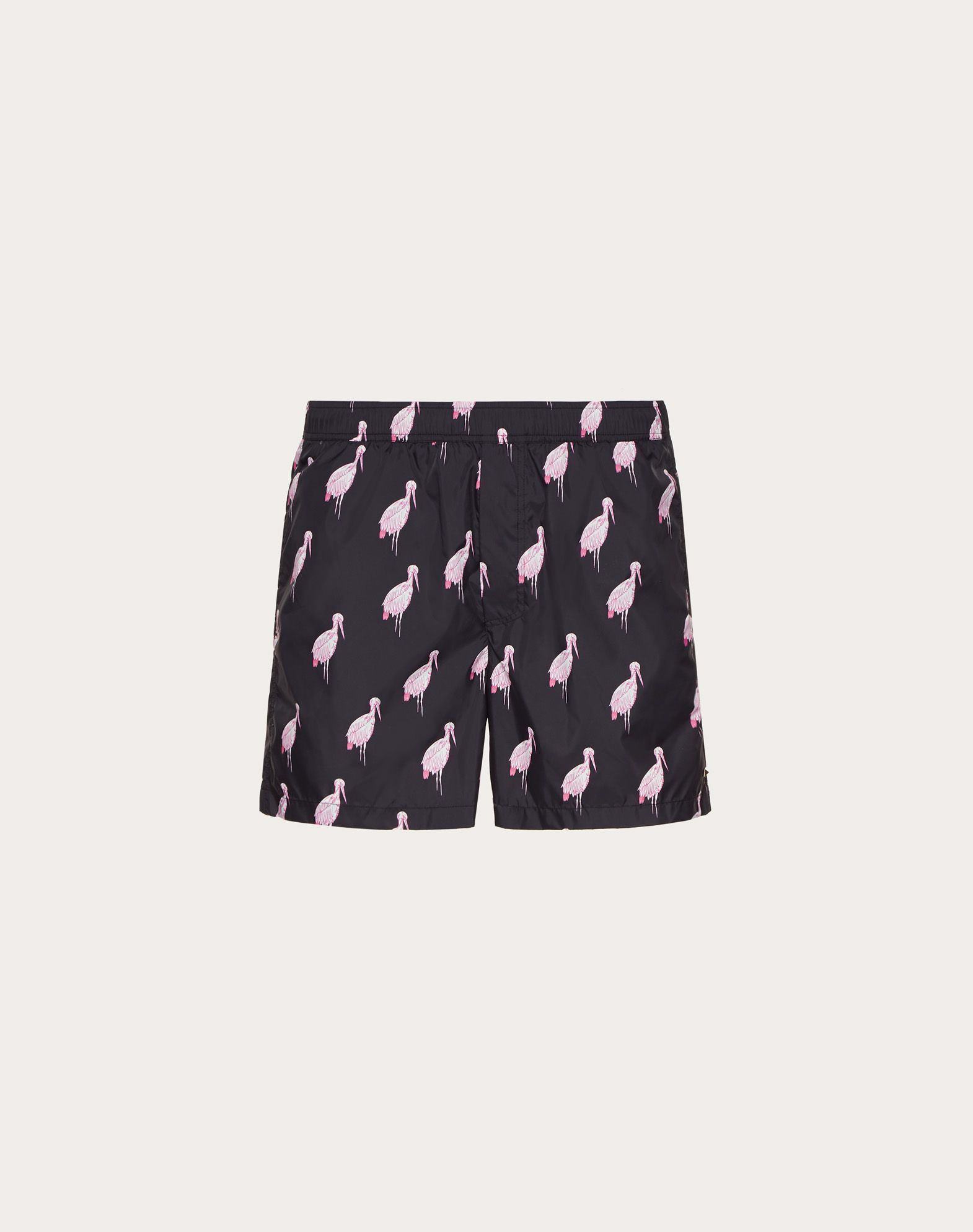 JAPANESE POND PRINT BATHING SUIT