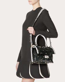 Candystud Handbag in Colored Polymer