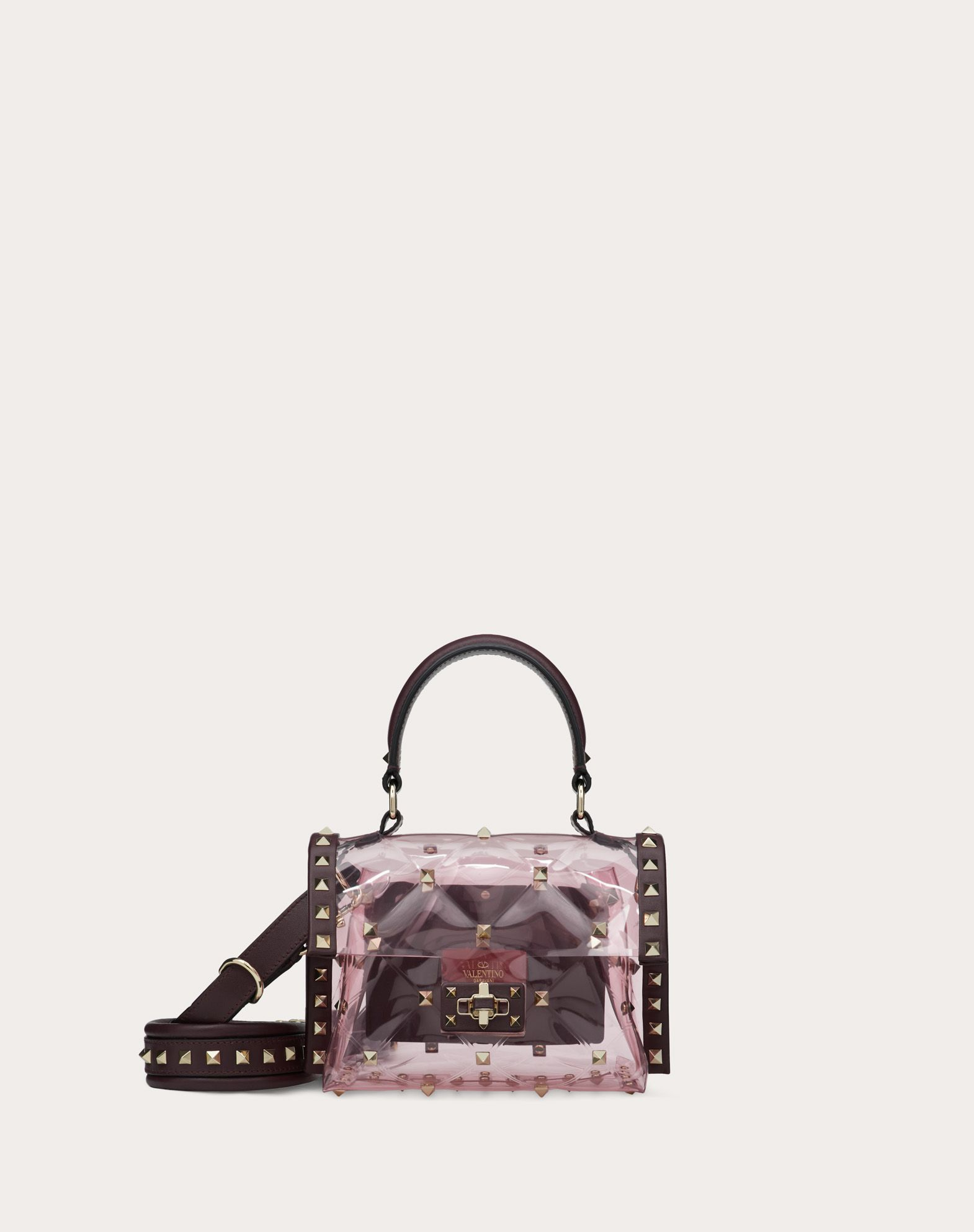 Candystud Coloured Polymer Mini Handbag