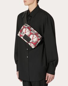 Поясная сумка Rockstud от Valentino Garavani Undercover