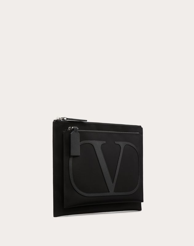 Clutch VLOGO aus Nylon