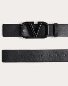 Lacquered VLOGO Belt