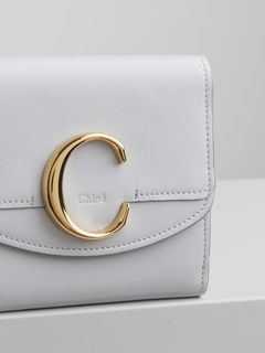 Chloé square wallet