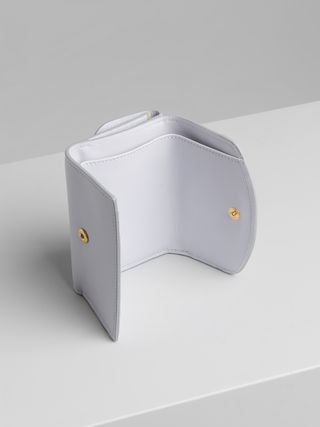Chloé C mini tri-fold