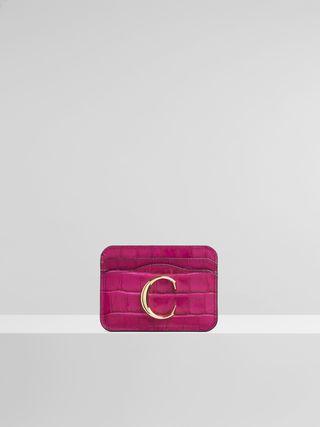 Chloé C 카드 지갑