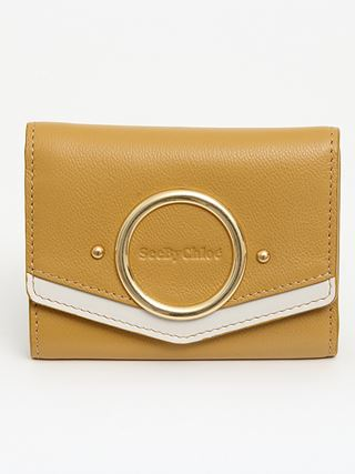 Aura trifold wallet