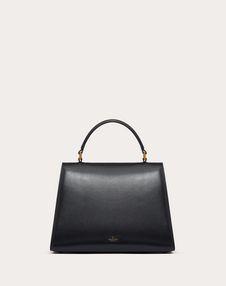 VSLING Grainy Calfskin Handbag