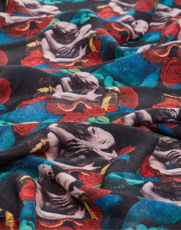 Valentino Undercover shawl 140x140 cm / 55x55 in.
