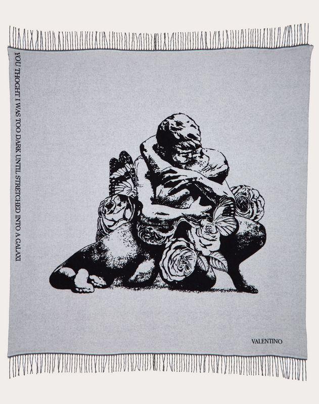 Valentino Undercover shawl 140x140 cm