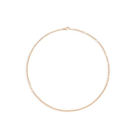 POMELLATO Chain Gold C.B214 E f