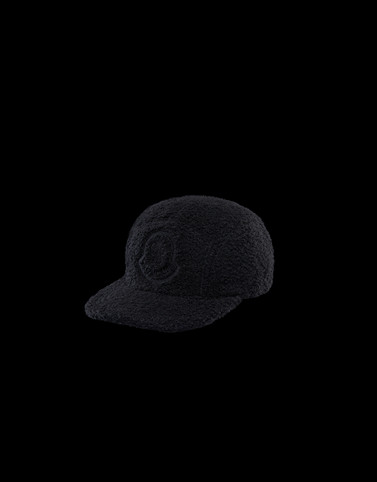 BASEBALL HAT Black 2 Moncler 1952 Valextra Man