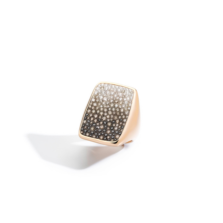 POMELLATO Sabbia Cocktail Ring  A.B904 E f