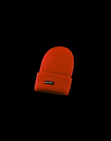 BONNET Orange Bonnets Chapeaux