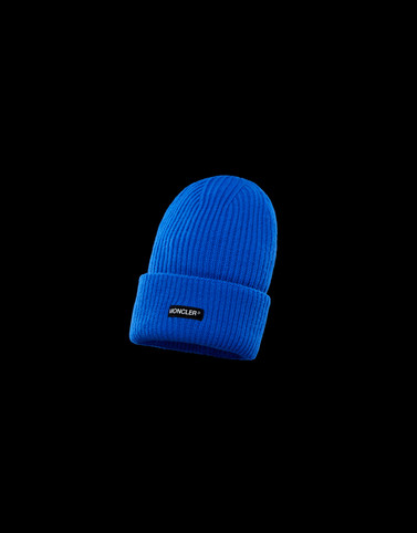 HAT Bright blue New in