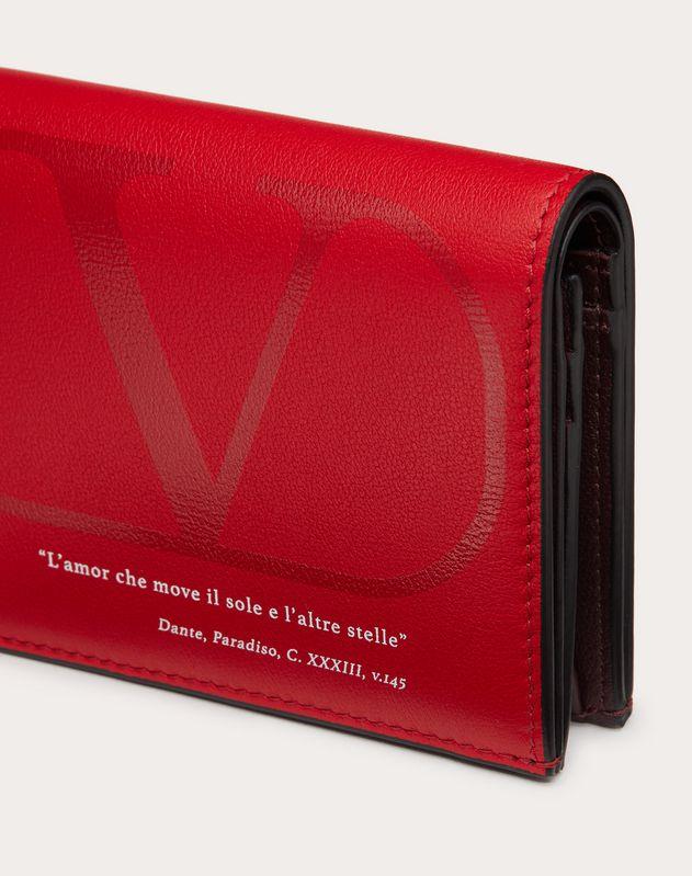 VALENTINO GARAVANI LOVE LAB Compact Wallet