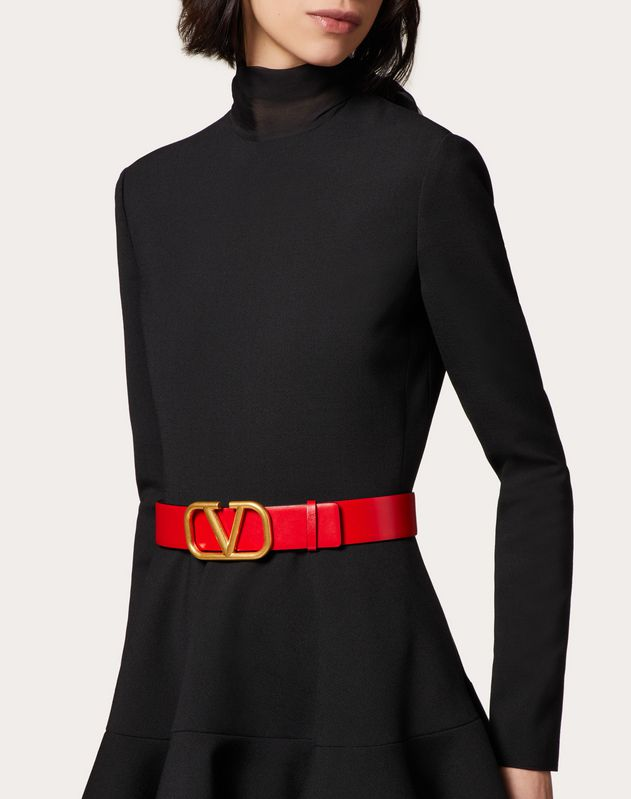 VALENTINO GARAVANI LOVE LAB Reversible Belt