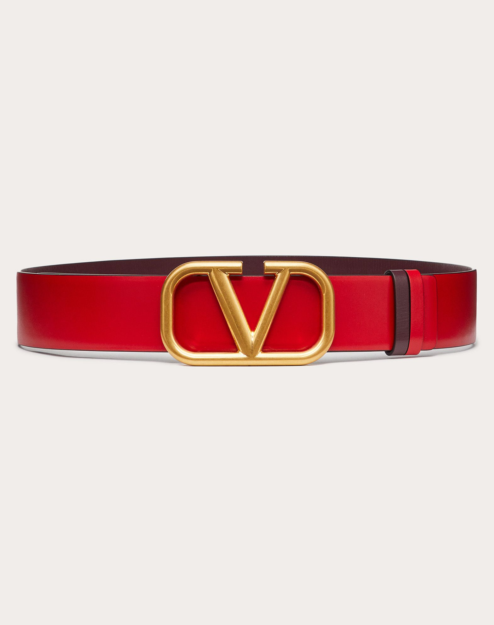 VALENTINO GARAVANI LOVE LAB Reversible Belt