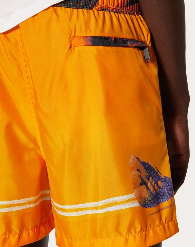 MAILLOT DE BAIN YELLOW CITY