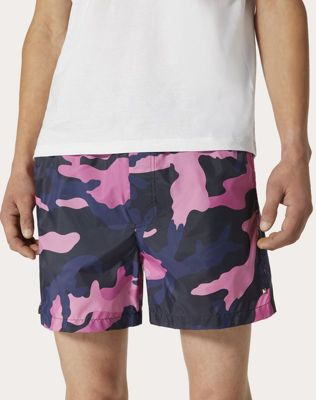 CAMOUFLAGE BATHING SUIT