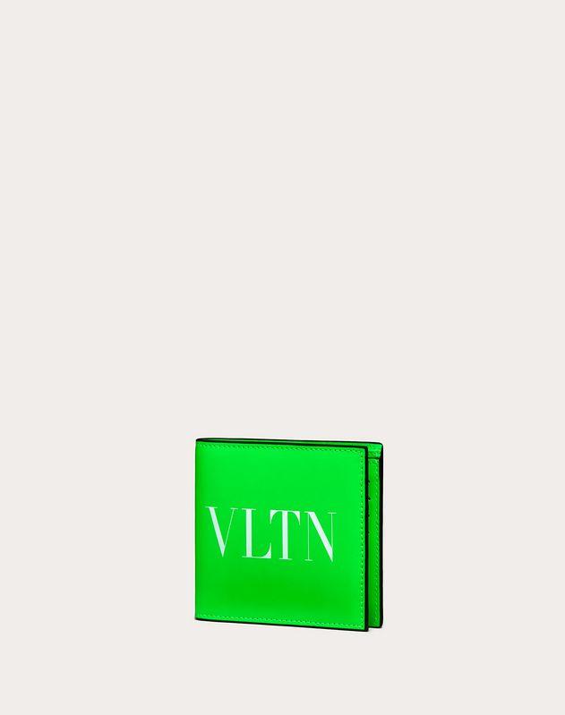 형광 VLTN 지갑