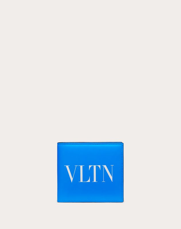 Neonfarbenes Portemonnaie VLTN