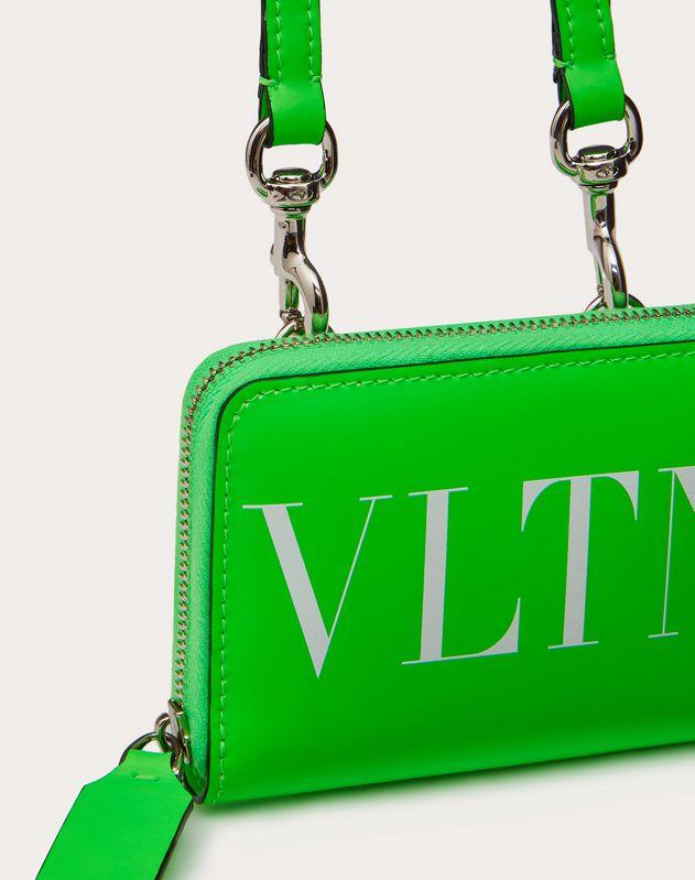Neonfarbenes Portemonnaie zum Umhängen VLTN