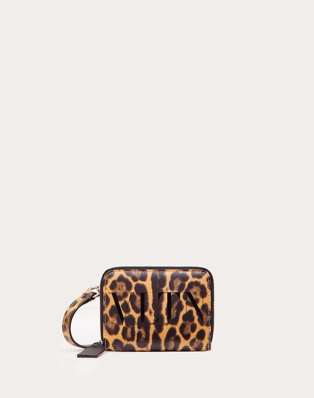 VLTN LEO Wallet with Neck Strap