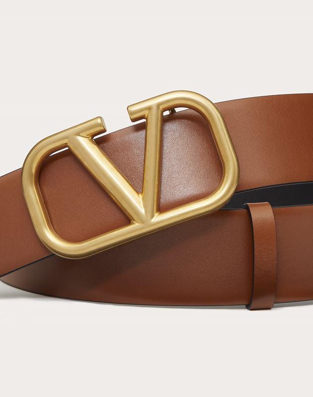VLOGO Calfskin Belt